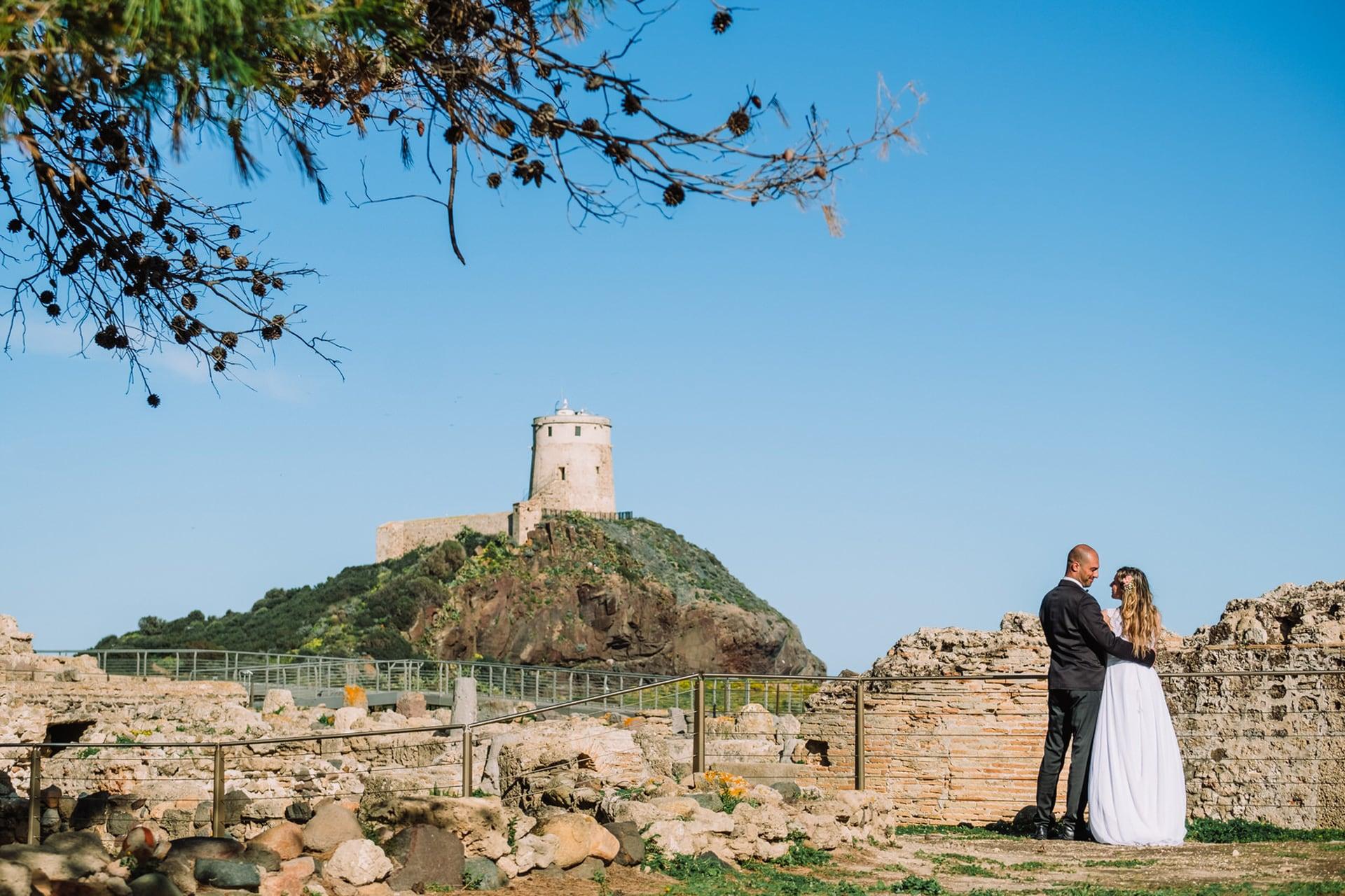 Pula va a nozze - Location - Area Terme a Mare sul lato della Via del Porto