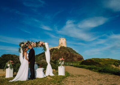 Pula va a nozze - Location - Area Torre del Coltellazzo
