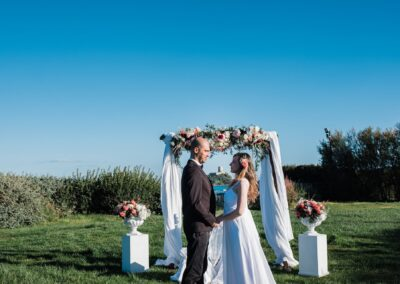 Pula va a nozze - Location - Scoglio Rodinis