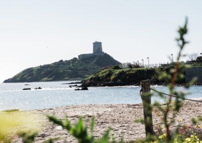 Pula va a nozze - Location - Spiaggia di Nora
